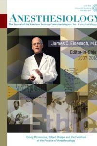 журнал Анестезиология